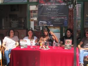 Durga Mc Broom, ex de Pink Floyd, actuará en Marina Rubicón en exclusiva en España