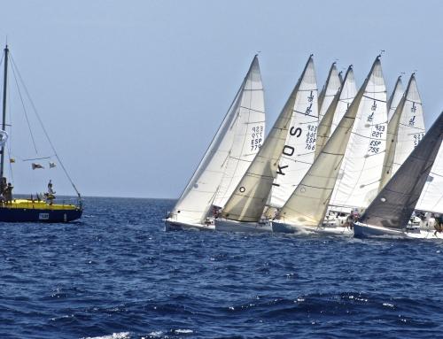 Marina Rubicón celebra la Copa de Canarias de J80 este fin de semana