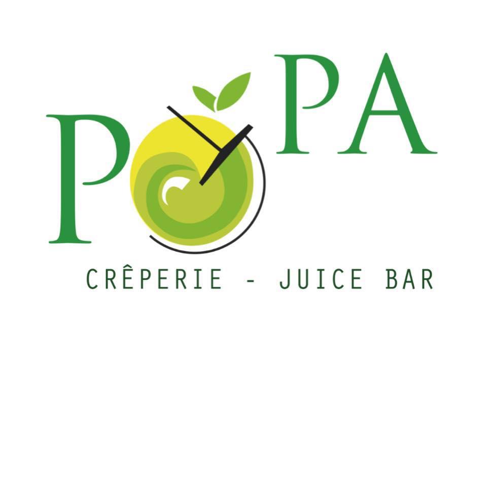 Popa Creperie - Juice Bar