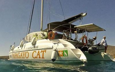 Papagayo Boat