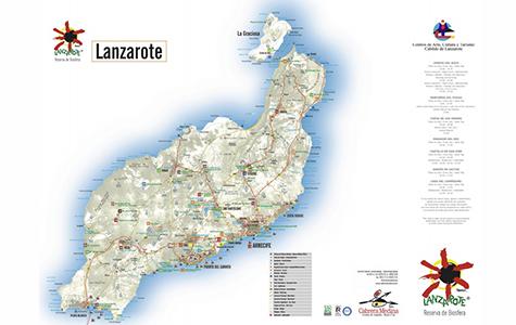 Plano de Lanzarote