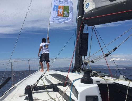 """Marina Rubicón presente en la """"Huelva – La Gomera"""" con una tripulación de lujo"""
