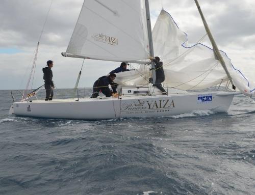 El Princesa Yaiza está intratable en la Copa de Campeones de Marina Rubicón